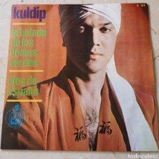 Discos de vinilo: KULDIP. Lote 175920782