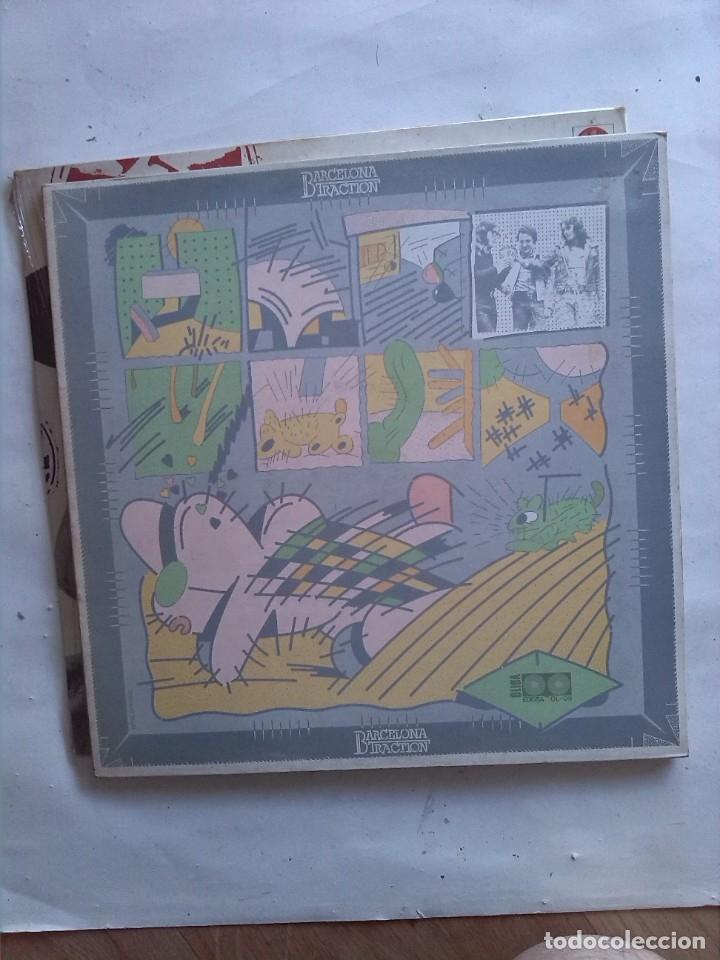 BARCELONA TRACTION - BARCELONA TRACTION (Música - Discos - LP Vinilo - Grupos Españoles de los 70 y 80)