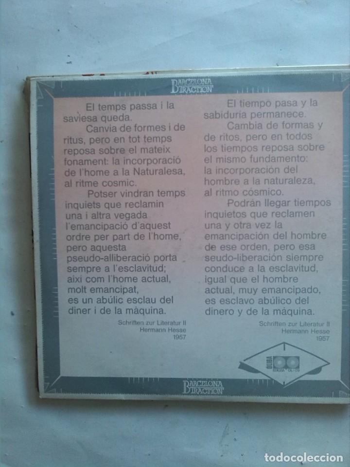Discos de vinilo: BARCELONA TRACTION - BARCELONA TRACTION - Foto 3 - 175928494