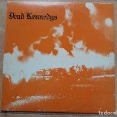 Discos de vinilo: DEAD KENNEDYS- FRESH FRUIT FOR ROTTING NEGETABLES- JELLO BIAFRA- LP ORIGINAL USA 1981. Lote 175928629