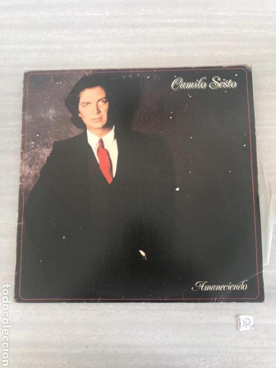 CAMILO SEXTO (Música - Discos - LP Vinilo - Flamenco, Canción española y Cuplé)