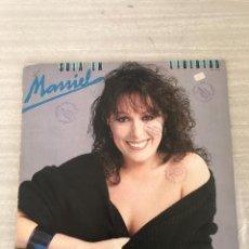 Discos de vinilo: MASSIEL. Lote 175958507