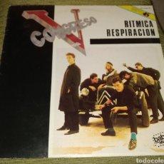 Discos de vinilo: V CONGRESO - RÍTMICA RESPIRACIÓN. Lote 190055088