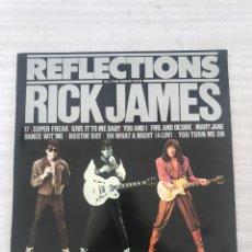 Discos de vinilo: RICK JONES. Lote 175964433