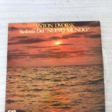 Discos de vinilo: ANTON DOVORAK. Lote 175964587