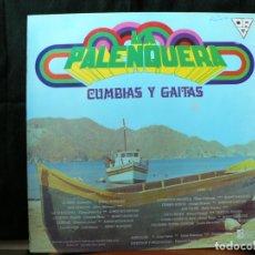 Discos de vinilo: CUMBIAS Y GAITAS. Lote 175966323