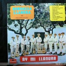 Discos de vinilo: VILLAVICENCIO. Lote 175966700