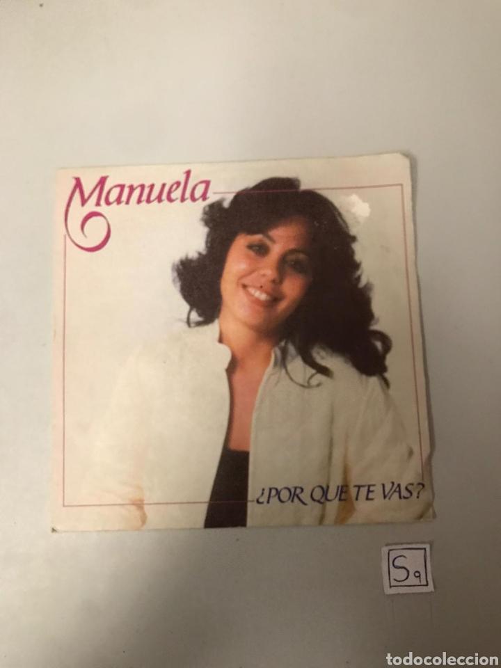 MANUELA (Música - Discos - Singles Vinilo - Flamenco, Canción española y Cuplé)