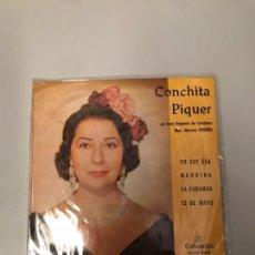 Discos de vinilo: CONCHITA PIQUER. Lote 175981215