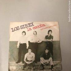 Discos de vinilo: LOS SIREX. Lote 175987623