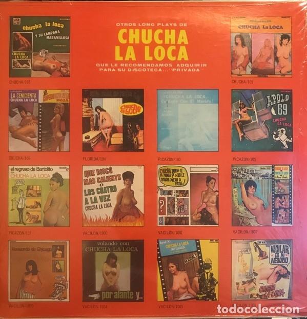 Discos de vinilo: Chucha La Loca - Luna De Miel Y Mucho Más - Foto 2 - 175988825