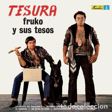 FRUKO Y SUS TESOS - TESURA - 2017 VAMPI SOUL RECORDS REISSUE (Música - Discos - LP Vinilo - Country y Folk)
