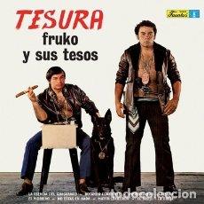 Discos de vinilo: FRUKO Y SUS TESOS - TESURA - 2017 VAMPI SOUL RECORDS REISSUE. Lote 175995379