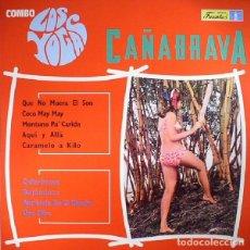 Discos de vinilo: COMBO LOS YOGAS - CAÑABRAVA - 2017 VAMPI SOUL RECORDS 180 GRAM VINYL REISSUE. Lote 175995708