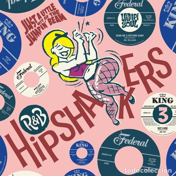 VARIOUS - JUST A LITTLE BIT OF THE JUMPIN' BEAN - 2XLP (Música - Discos - LP Vinilo - Funk, Soul y Black Music)