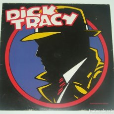 Discos de vinil: DICK TRACY - SELECTIONS FROM THE FILM SIRE EDIC. ALEMANA - 1990 - RESERVADO. Lote 175999019
