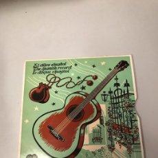 Discos de vinilo: EL DISCO ESPAÑOL. Lote 176007819