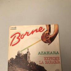 Discos de vinilo: BORNE. Lote 176012534