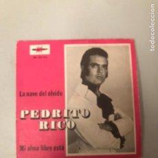 Dischi in vinile: PEDRITO RICO. Lote 176012838