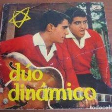 Discos de vinilo: DUO DINAMICO - ORIGINAL 1ER LP - EX * LA VOZ DE SU AMO LCLP 178 * AÑO 1961. Lote 176015570