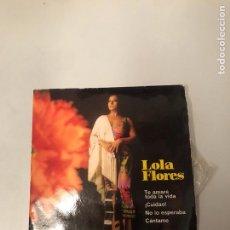 Discos de vinilo: LOLA FLORES. Lote 176019507