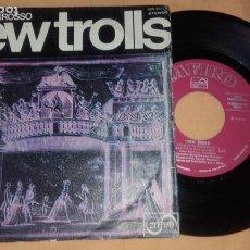 Discos de vinilo: NEW TROLLS---CONCERTO GROSSO--SINGLE. Lote 176034347