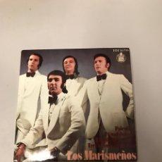 Discos de vinilo: LOS MARISMEÑOS. Lote 176053940