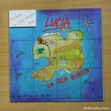 Discos de vinil: LUCIA - LA ISLA BONITA - MAXI. Lote 176055538