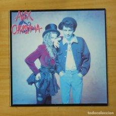 Discos de vinilo: ALEX & CHRISTINA - ALEX & CHRISTINA - LP. Lote 176055834