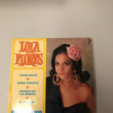 Discos de vinilo: LOLA FLORES. Lote 176056749