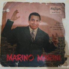 Disques de vinyle: MARINO MARINI. Lote 176057003