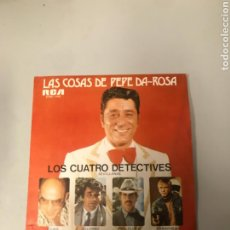 Discos de vinilo: PEPE DA ROSA. Lote 176062453