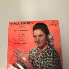 Discos de vinilo: LOLA FLORES. Lote 176063912