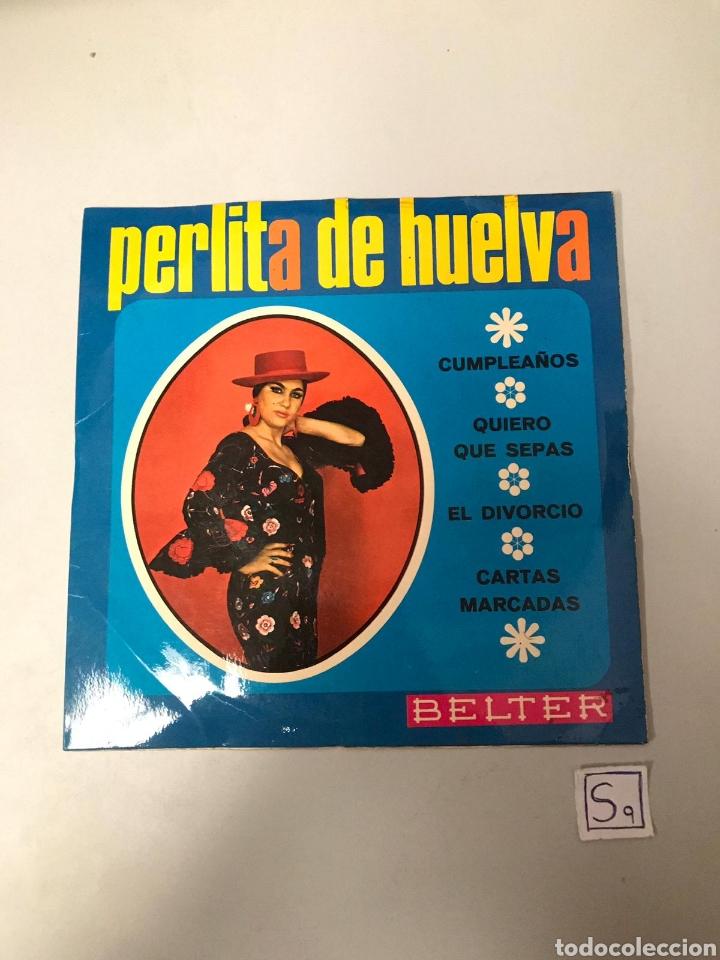 PERLITA DE HUELVA (Música - Discos - Singles Vinilo - Flamenco, Canción española y Cuplé)