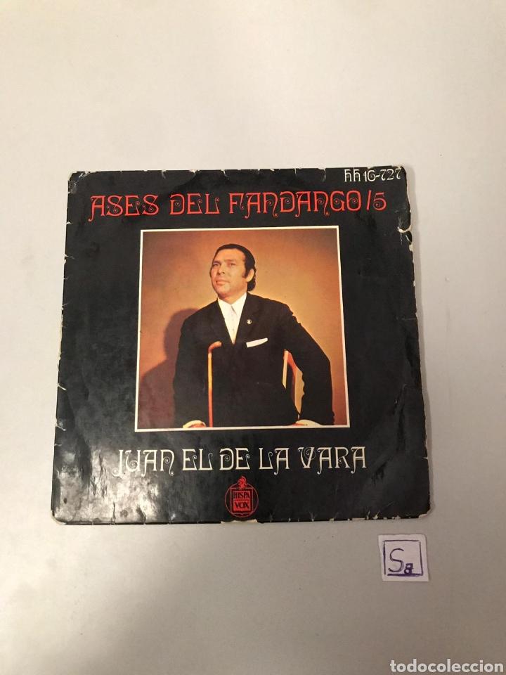 ASES DEL FANDANGOS (Música - Discos - Singles Vinilo - Flamenco, Canción española y Cuplé)