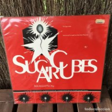 Discos de vinilo: LP- VINILO - SUGARCUBES - STICK AROUND FOR JOY GRAB. ACCID. - 1992. Lote 176079310