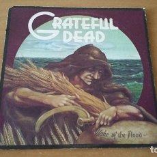 Discos de vinilo: LP GRATEFUL DEAD WAKE OF THE FLOOD GD 1973 USA. Lote 176079624