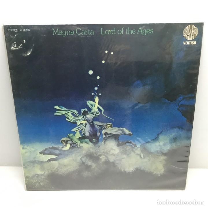 LP- VINILO - MAGNA CARTA - LORD OF THE AGES - 1975 (Música - Discos - LP Vinilo - Electrónica, Avantgarde y Experimental)