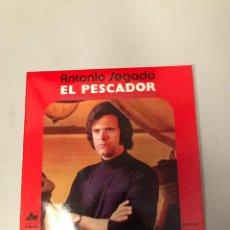 Discos de vinilo: ANTONIO SEGADO. Lote 176083767