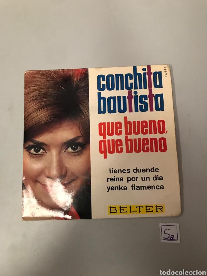CONCHITA BAUTISTA (Música - Discos - Singles Vinilo - Flamenco, Canción española y Cuplé)