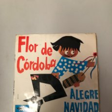 Discos de vinilo: FLOR DE CORDOBA. Lote 176085149