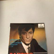 Discos de vinilo: BAMBINO. Lote 176090905