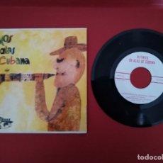 Discos de vinilo: RITMOS EN ALAS DE CUBANA. Lote 176099150