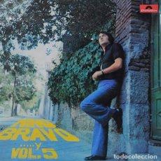 Discos de vinilo: NINO BRAVO – ...Y VOL. 5 - LP SPAIN 1980. Lote 176105419