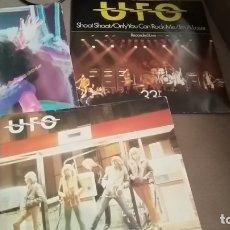 Discos de vinilo: UFO--U.F.O.-· SINGLES ,7 CANCIONES. Lote 176108037