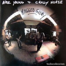 Discos de vinilo: NEIL YOUNG + CRAZY HORSE* – RAGGED GLORY. Lote 176109228