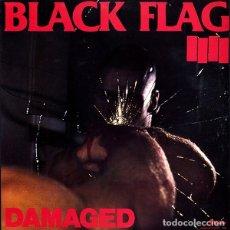 Discos de vinilo: BLACK FLAG – DAMAGED -LP-. Lote 254769950