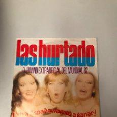 Discos de vinilo: LAS HURTADO. Lote 176130380