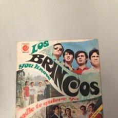 Discos de vinilo: LOS BRINCOS. Lote 176132228