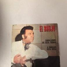 Discos de vinilo: EL BRUJO. Lote 176132433